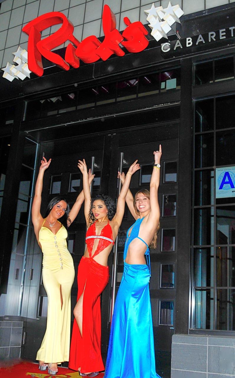 welcome to Rick's Cabaret New York City